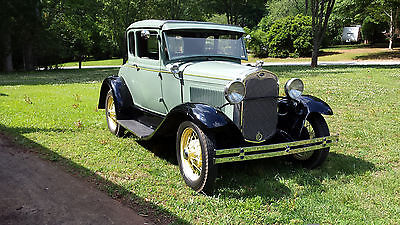 Ford : Model A 1930 model a ford