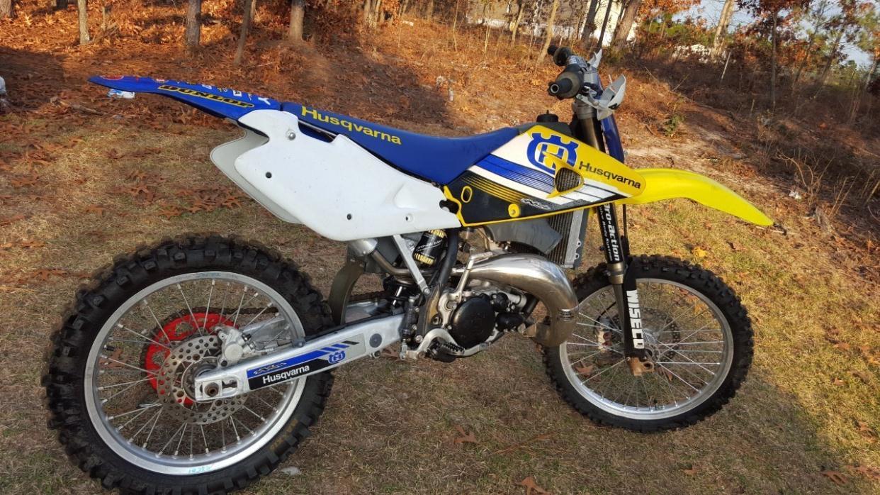 2012 Husqvarna 125 CR