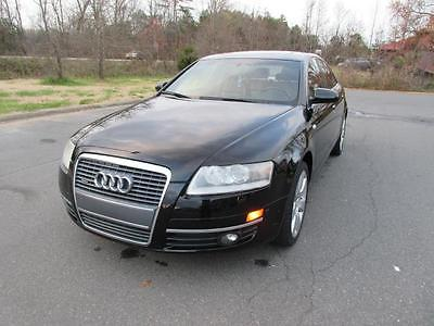 Audi : A6 Luxury Sedan 4-Door 2006 audi a 6 luxury sedan 4 door 3.2 l
