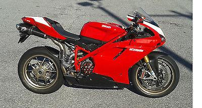 Ducati : Superbike 2008 ducati 1098 r superbike
