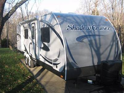 2013 Shadow Cruiser 261 BH