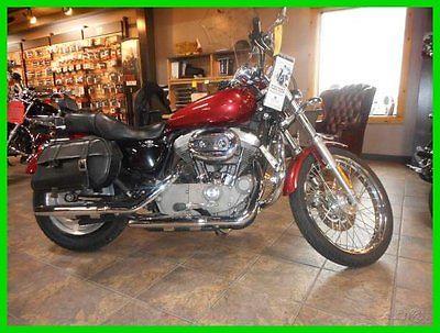 Harley-Davidson : Sportster 2005 harley davidson sportster xl 883 used