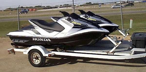 honda aquatrax production autos post Honda Side by Side 2005 Honda Aquatrax
