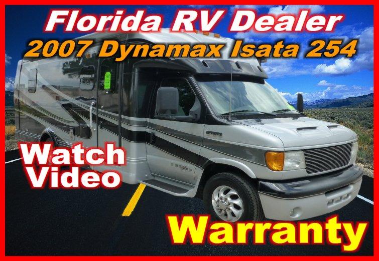 Dynamax Isata rvs for sale in Punta Gorda, Florida