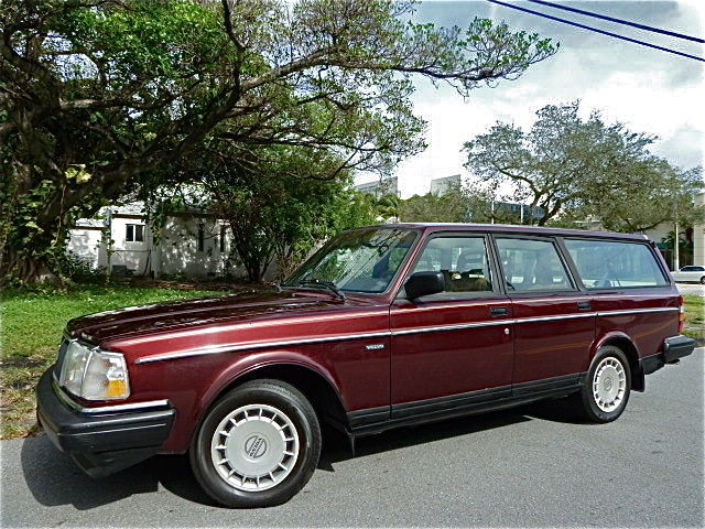1993 volvo 240 cars for sale. Black Bedroom Furniture Sets. Home Design Ideas