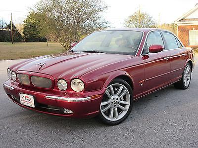 Jaguar : XJS SUPERHARGED NAV SUNROOF HEATED SEATS LIKE 2005 200 SUPERHARGED NAV SUNROOF HEATED SEATS LIKE 2005 2006 2007