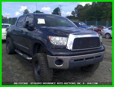 Toyota : Tundra 4WD CrewMax 145.7 5.7L SR5 2007 4 wd crewmax 145.7 5.7 l sr 5 used 5.7 l v 8 32 v automatic 4 wd pickup truck