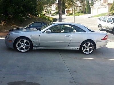 Mercedes-Benz : CL-Class 2002 mercedes benz cl 600