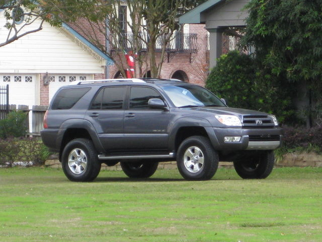 Toyota : 4Runner 4dr Limited Lifted 4Runner Limited 4WD 4.0L V6