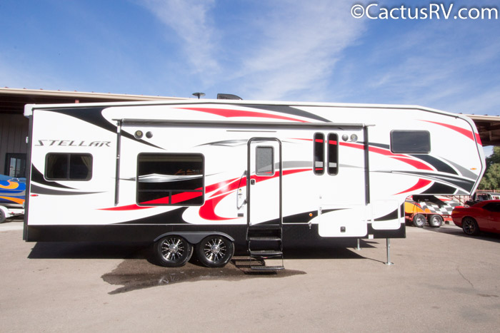 2007 Eclipse Recreational Vehicles Stellar