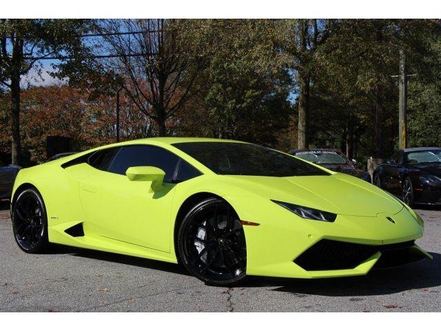 Lamborghini : Other Huracan -HURACAN, LP610-4, RARE VERDE SCANDAL! LIFT, MAGNETIC SUSP, BRANDING, ALCANTARA!