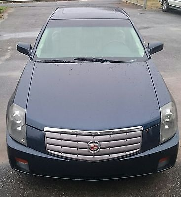 Cadillac : CTS CTS Sedan 2004 cadillac cts sedan 3.6 l vvt 255 hp v 6 clean