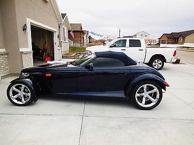 Chrysler : Prowler Base Convertible 2-Door 2001 chrysler prowler base convertible 2 door 3.5 l