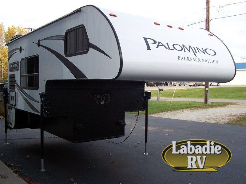2007 Palomino Thoroughbred 21FBSL