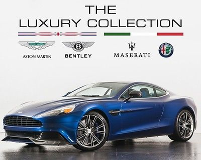 Aston Martin : Vanquish Vanquish Coupe