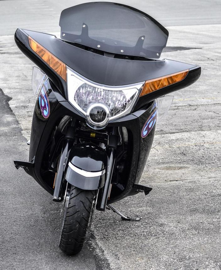 2009 Victory NESS VISION STREET