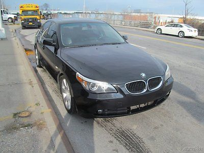 BMW : 5-Series i 2004 i used 3 l automatic rwd sedan premium