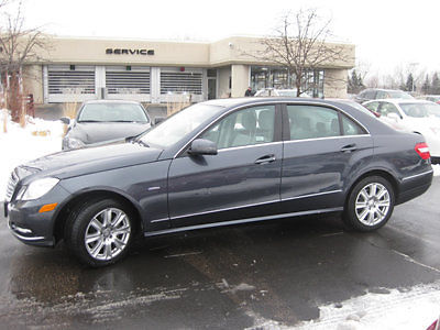 Mercedes-Benz : E-Class 4dr Sedan E350 Luxury 4MATIC 2012 e 350 mercedes benz with the luxury package and only 18 220 miles