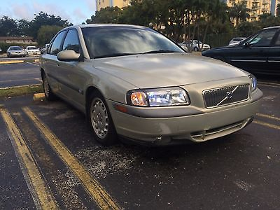 Volvo : S80 2.9 1999 volvo s 80 2.9 l runs great just serviced