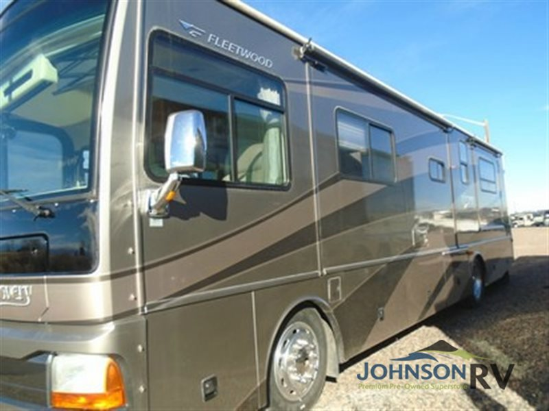 Fleetwood Bounder 35m Rvs For Sale