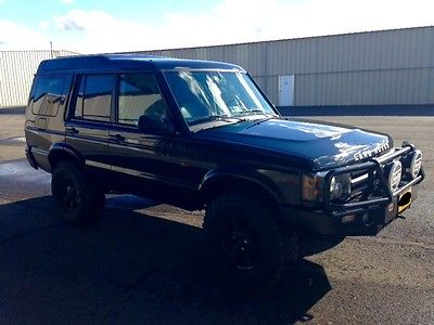 Land Rover : Discovery S 2003 land rover discovery highly modified arb bumper winch center diff lock