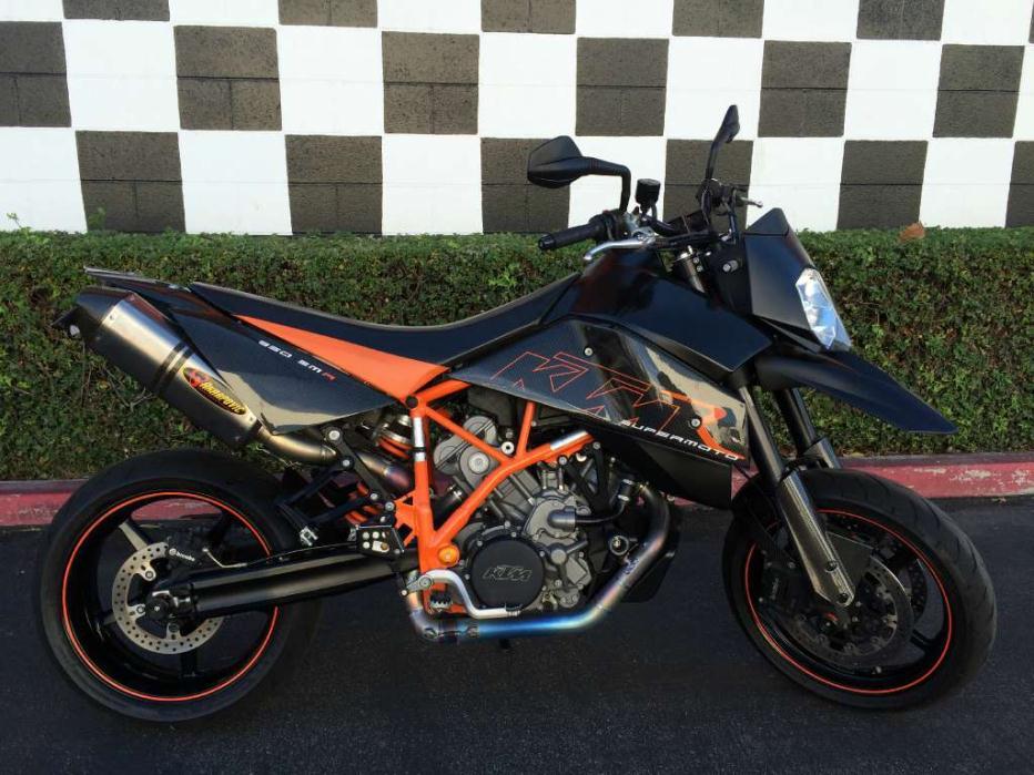 ktm 950 supermoto motorcycles for sale. Black Bedroom Furniture Sets. Home Design Ideas