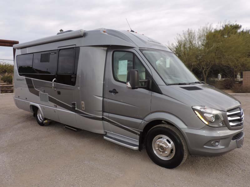 Leisure Travel Vans Unity 24mb Rvs For Sale