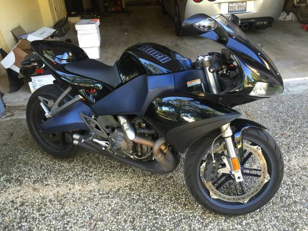 Buell 1125 Motorcycles For Sale In San Antonio Texas