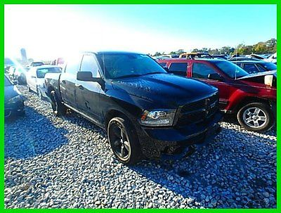 Ram : 1500 2WD Crew Cab 140.5 Express 2014 2 wd crew cab 140.5 express used 5.7 l v 8 16 v automatic rwd pickup truck