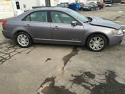 Lincoln : MKZ/Zephyr Hit Deer, Easy Fixer 2006 lincoln zephyr 3.0 l nice leather salvage damaged rebuildable mkz