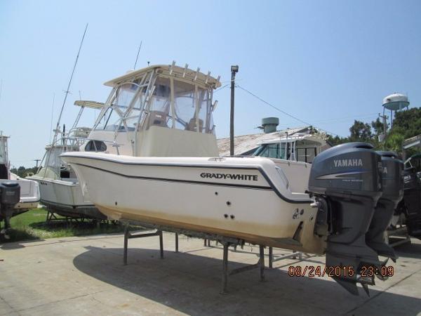 2007 Grady-White 282 Sailfish WA