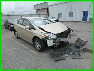 Toyota : Prius 5dr HB I 2010 5 dr hb i used 1.8 l i 4 16 v automatic fwd