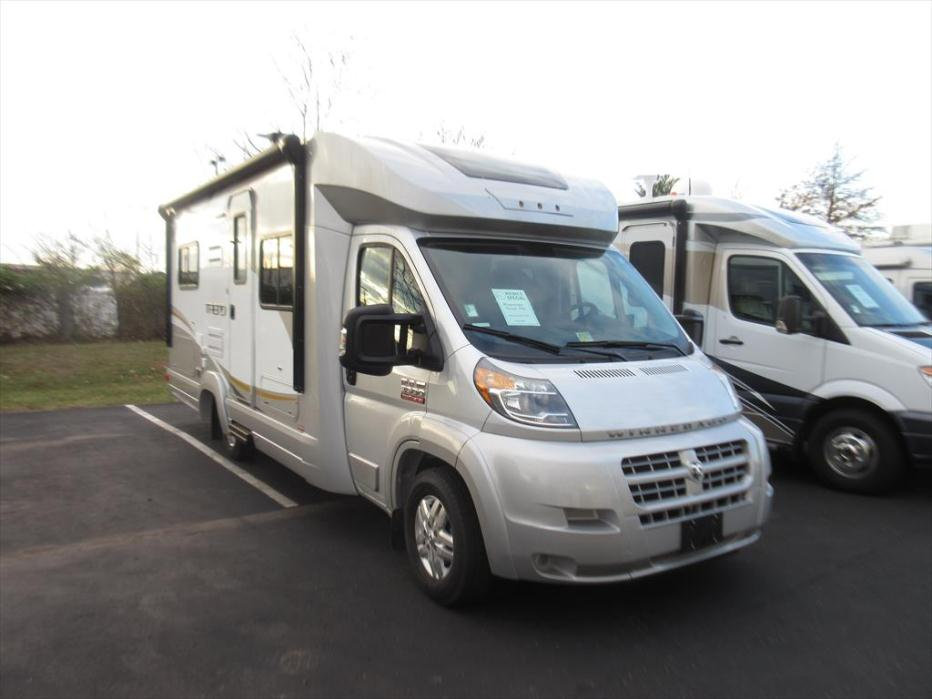 2012 Winnebago View 24M