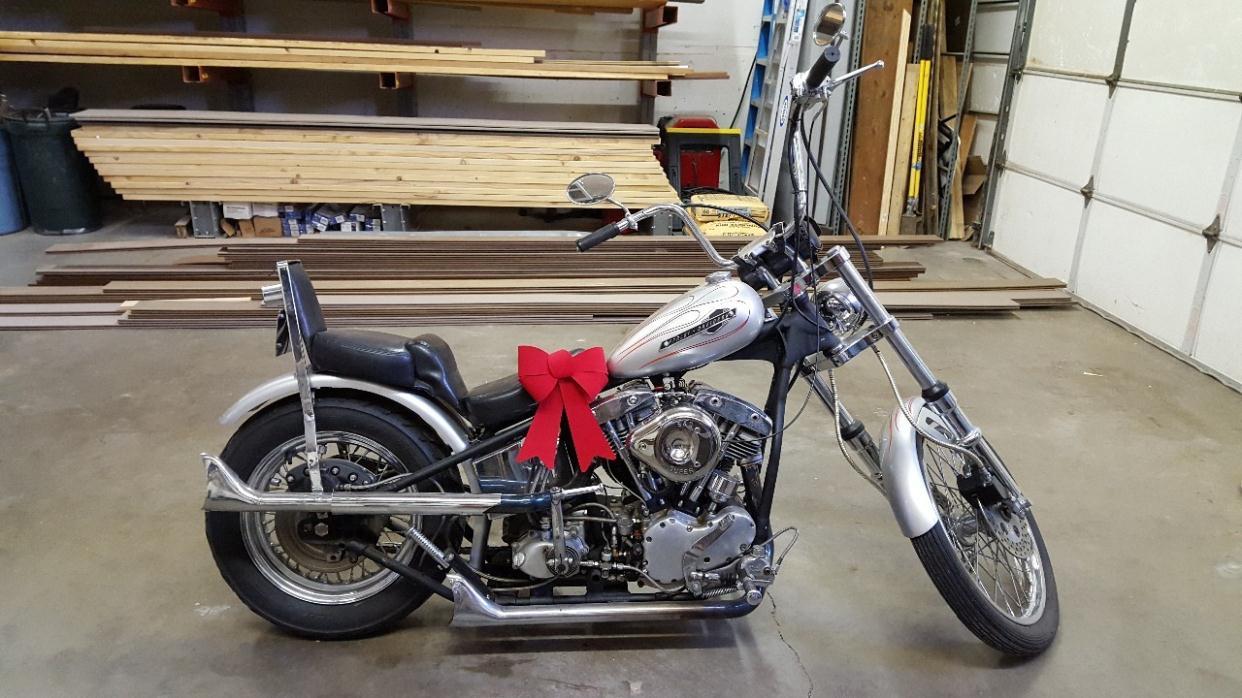 1957 Harley-Davidson Custom HARDTAIL