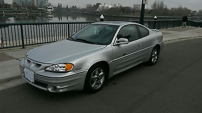 Pontiac : Grand Am GTI 2001 pontiac grand am gt 1 coupe 2 door 3.4 l