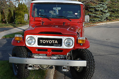 Toyota : Land Cruiser hard top bj42 Toyota Landcrusier bj42 ,Diesel  1984  LHD  , factory 5 spd., power sterring