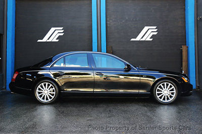 Maybach : 57S 4dr Sedan 2012 maybach 57 s factory warranty 144 month financing available accept trades