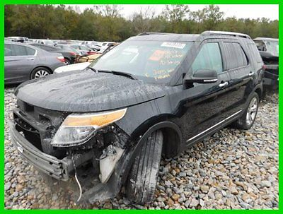 Ford : Explorer FWD 4dr Limited 2014 fwd 4 dr limited used 3.5 l v 6 24 v automatic fwd suv