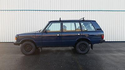 Land Rover : Range Rover Classic Country LWB Clean 1993 RANGE ROVER CLASSIC COUNTRY LWB