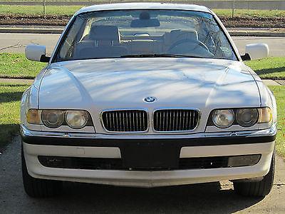 BMW : 7-Series 740IL 2001 bmw 740 il base sedan 4 door 4.4 l