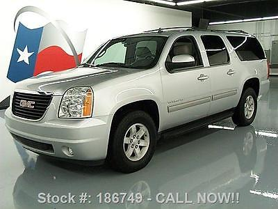 GMC : Yukon XL SLT HTD LEATHER REAR CAM 8-PASS 2014 gmc yukon xl slt htd leather rear cam 8 pass 51 k 186749 texas direct auto