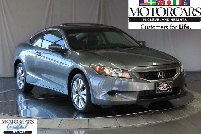 2010 honda accord 2d coupe ex cars for sale. Black Bedroom Furniture Sets. Home Design Ideas