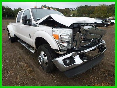 Ford : F-350 4WD Crew Cab 172 XLT 2012 4 wd crew cab 172 xlt used turbo 6.7 l v 8 32 v automatic 4 wd