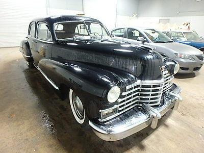 Cadillac : Fleetwood Chrome 1946 cadillac fleetwood