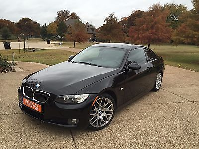 BMW : 3-Series Sports, Premium, M-Series Suspension Beautiful 2009 BMW 328i Coupe --Loaded