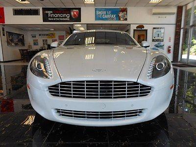 Aston Martin : Rapide 2010 aston martin rapide