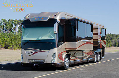 2007 Newell Coach 45' Motor Home