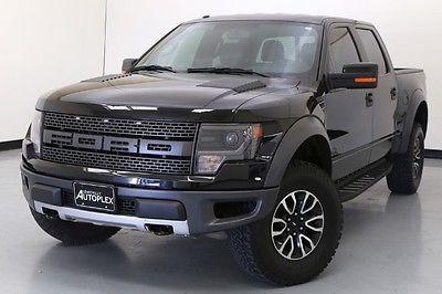Ford : F-150 SVT Raptor 14 ford raptor svt navigation luxury equipment package