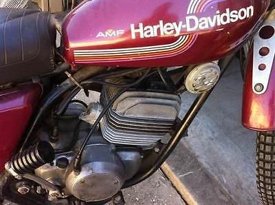 Harley-Davidson : Other HARLEY DAVIDSON SX 250