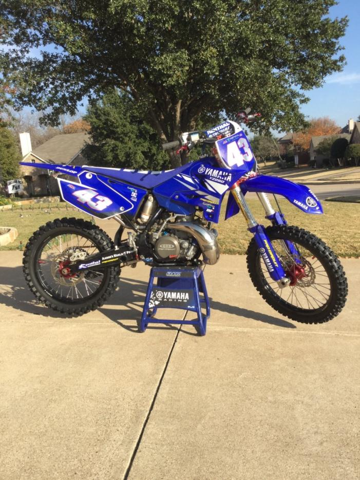 2004 yamaha motocross motorcycles for sale for Yamaha montgomery al